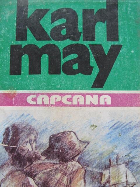Capcana (8) - Karl May | Detalii carte