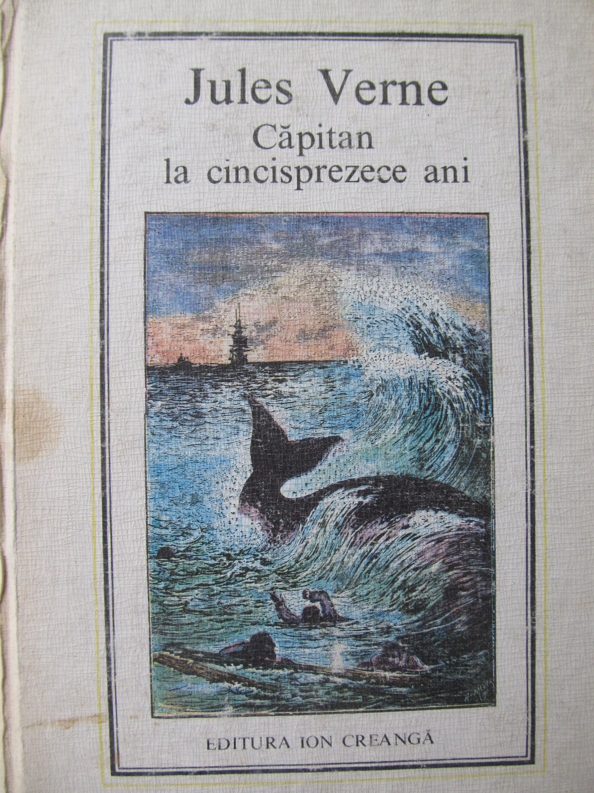 Capitan la cincisprezece ani (26) - Jules Verne | Detalii carte