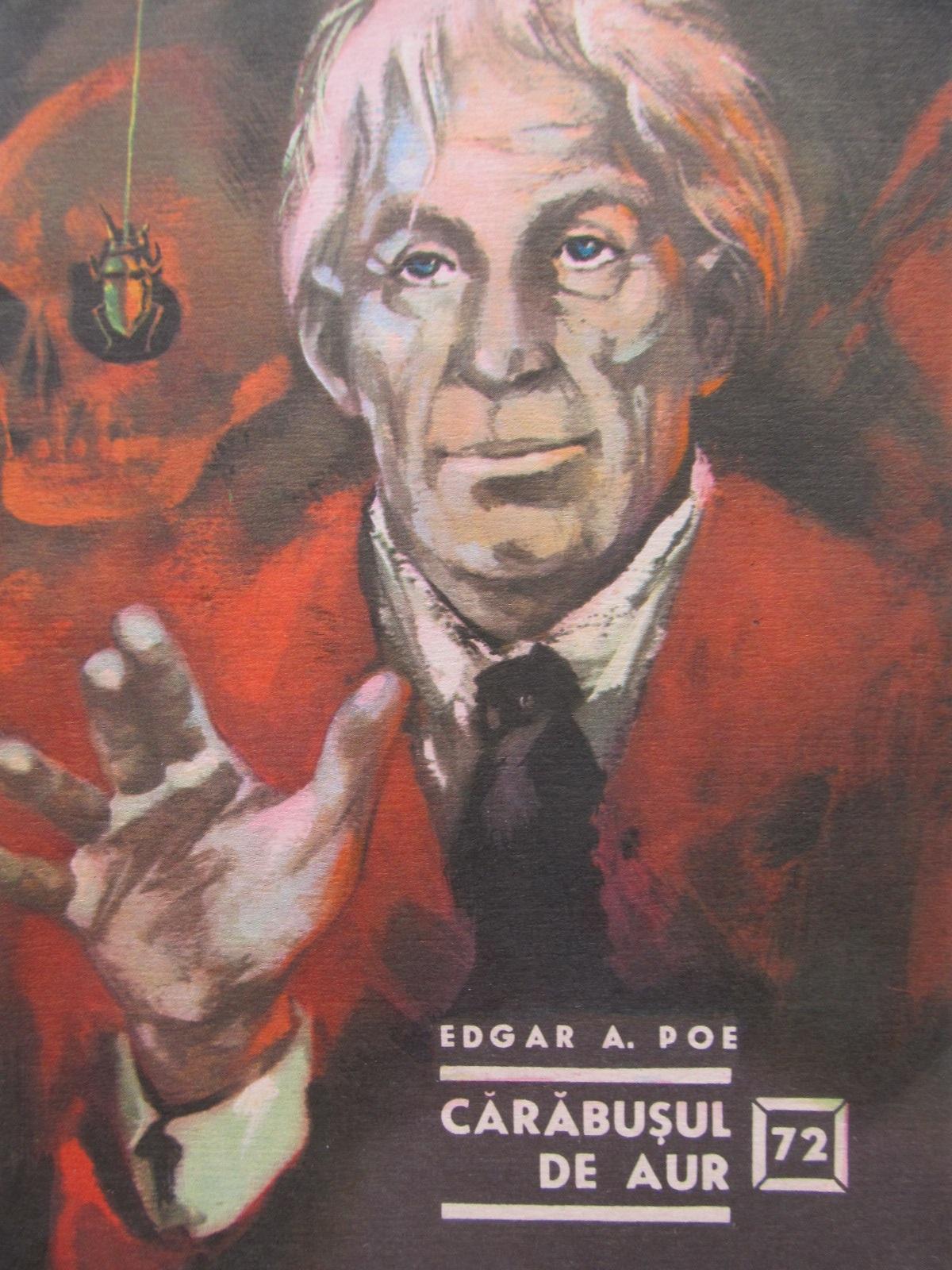 Carabusul de aur (72) - Edgar Allan Poe   Detalii carte