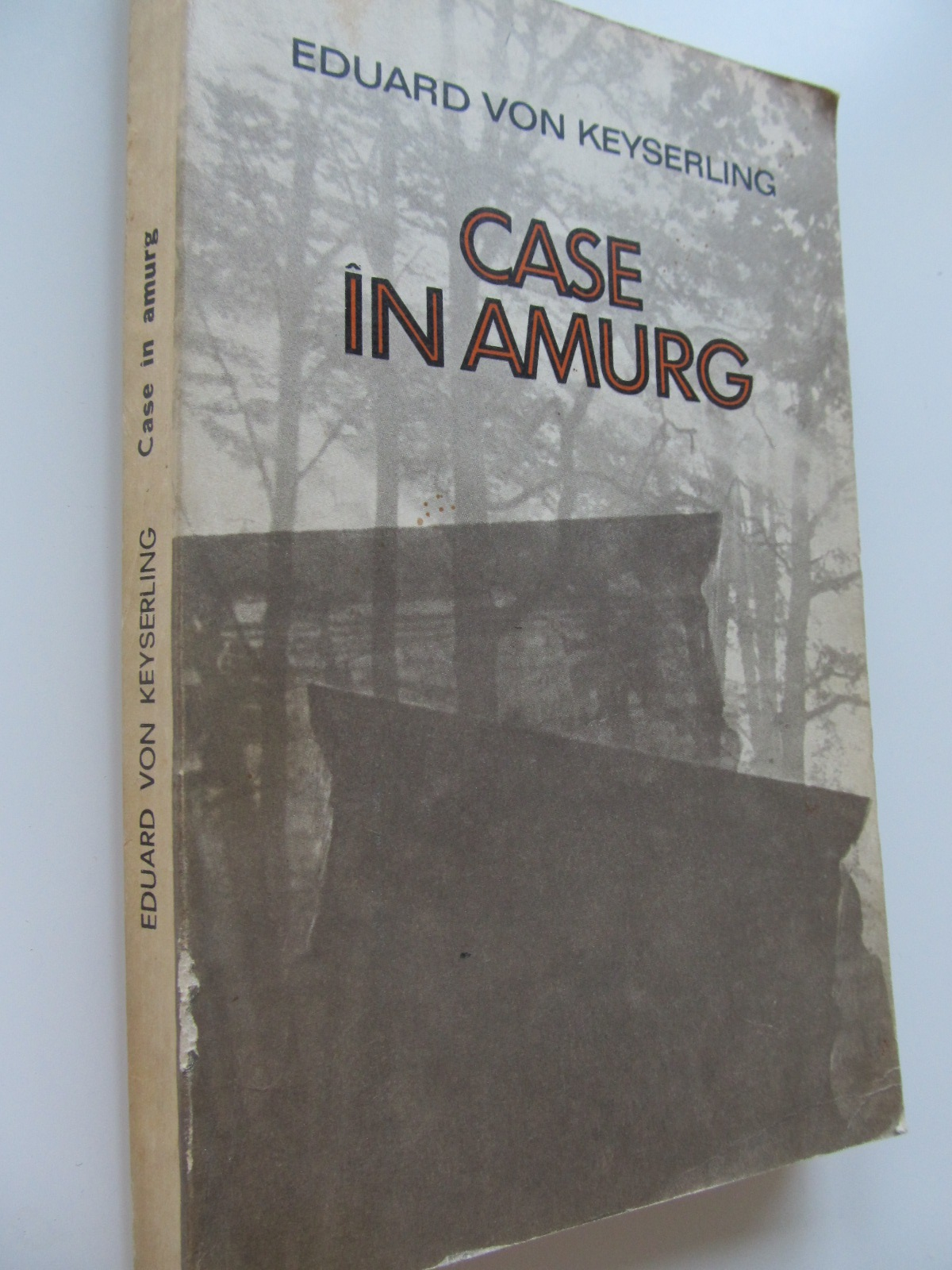 Case in amurg - Eduard von Keyserling | Detalii carte