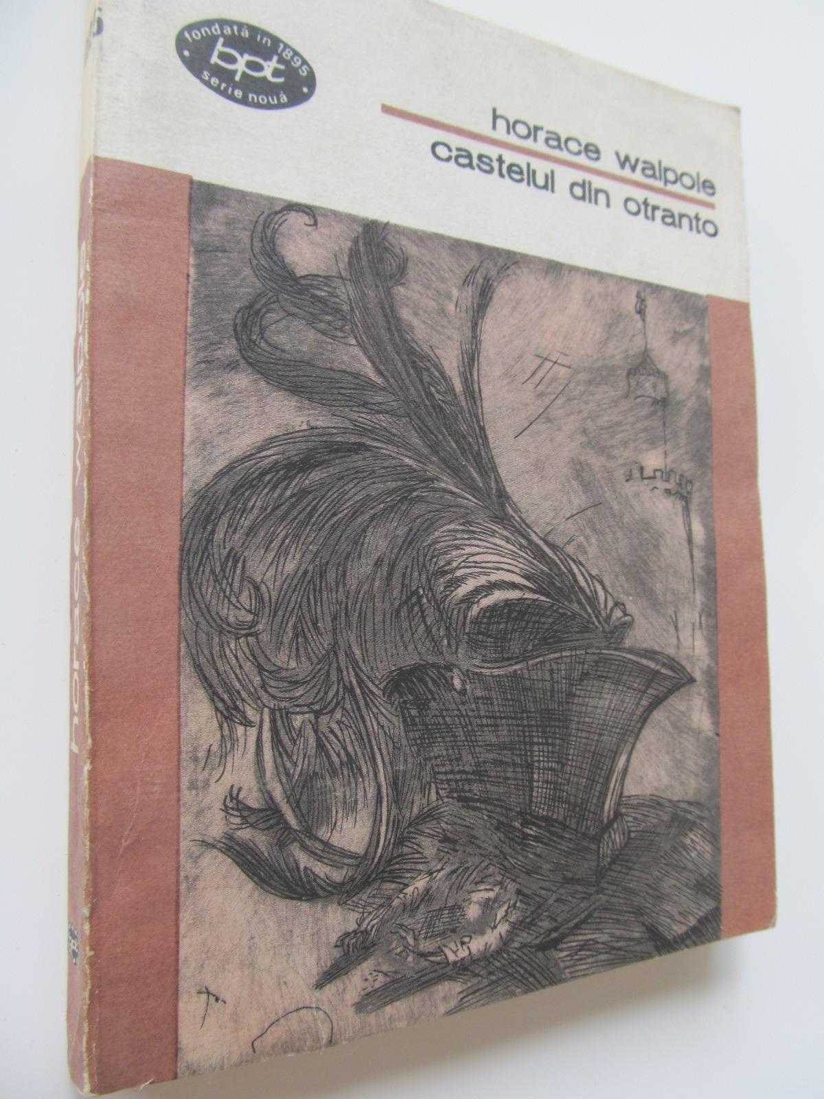 Castelul din Otranto - Horace Walpole | Detalii carte