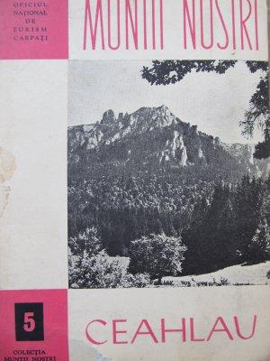 Ceahlau (5) - cu harta [1] - *** | Detalii carte