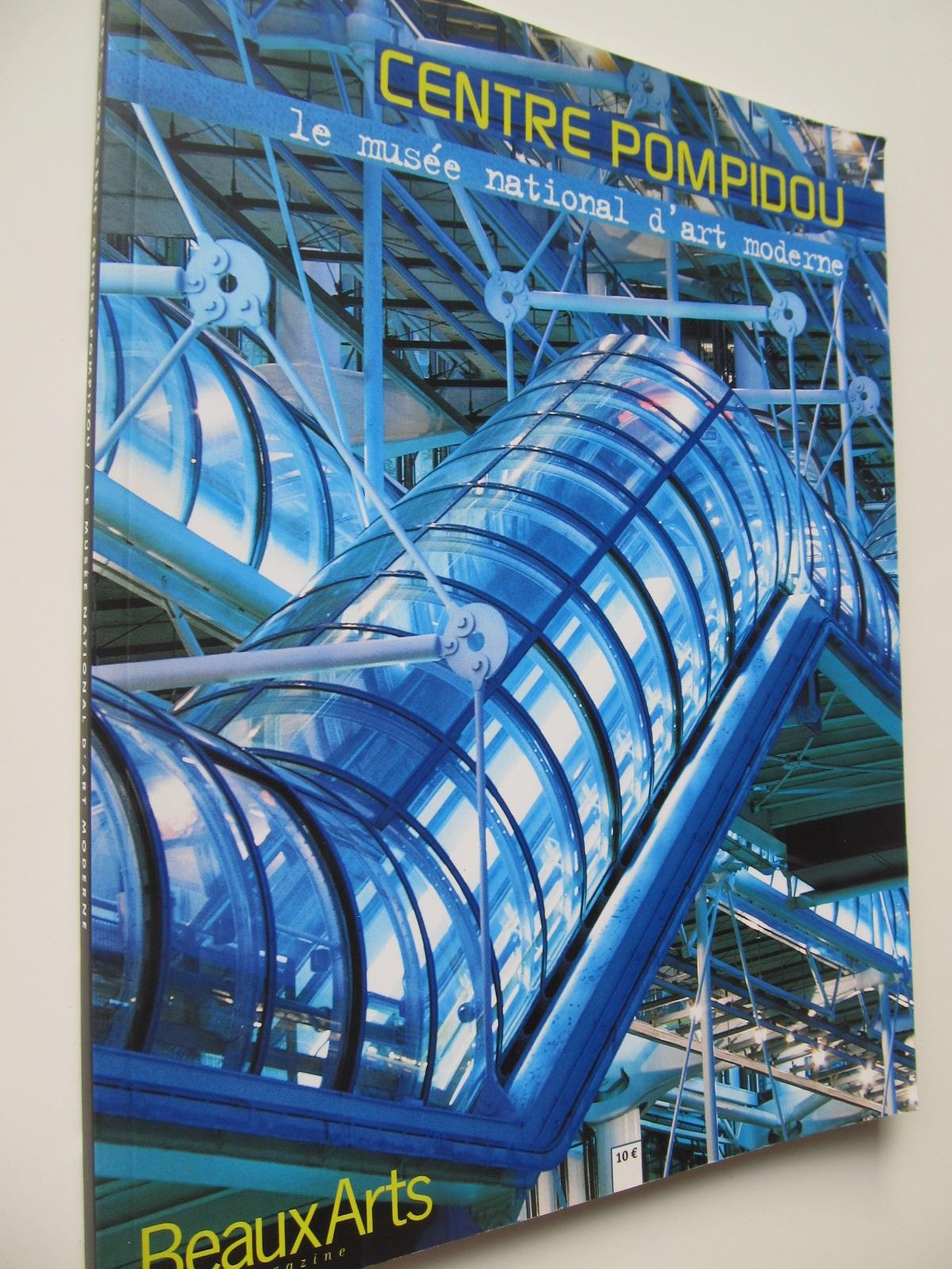 Centre Pompidou Le musee national d'art moderne (album) - *** | Detalii carte
