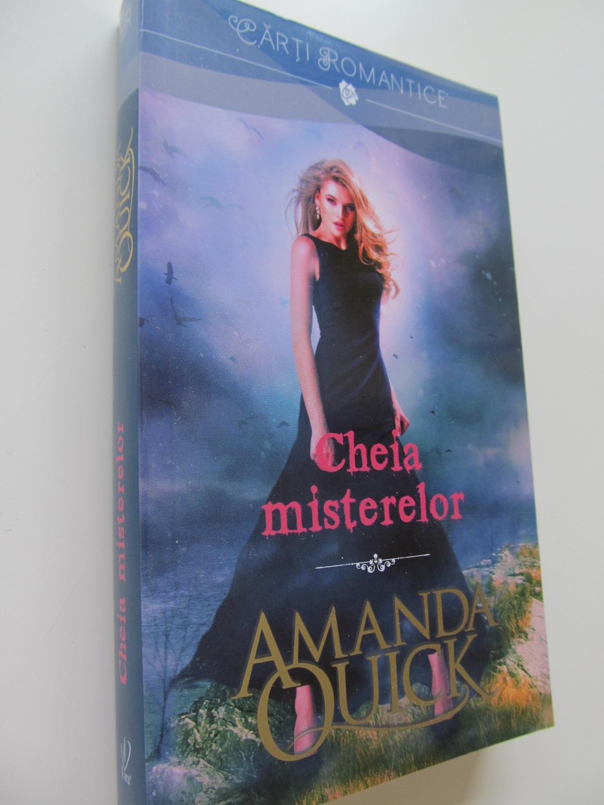 Cheia misterelor - Amanda Quick | Detalii carte