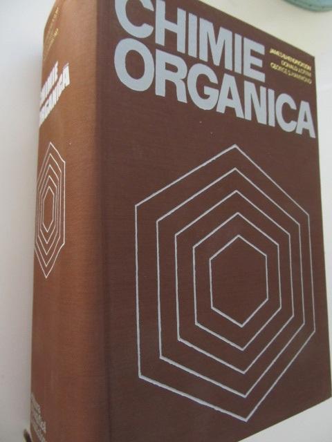 Chimie Organica [1] - James Hendrickson , Donald J. Cram , George S. Hammond | Detalii carte