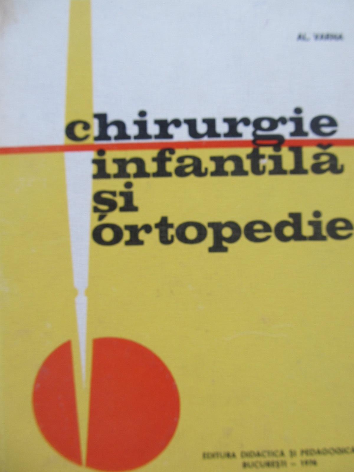 Chirurgie infantila si ortopedie - Al Varna | Detalii carte
