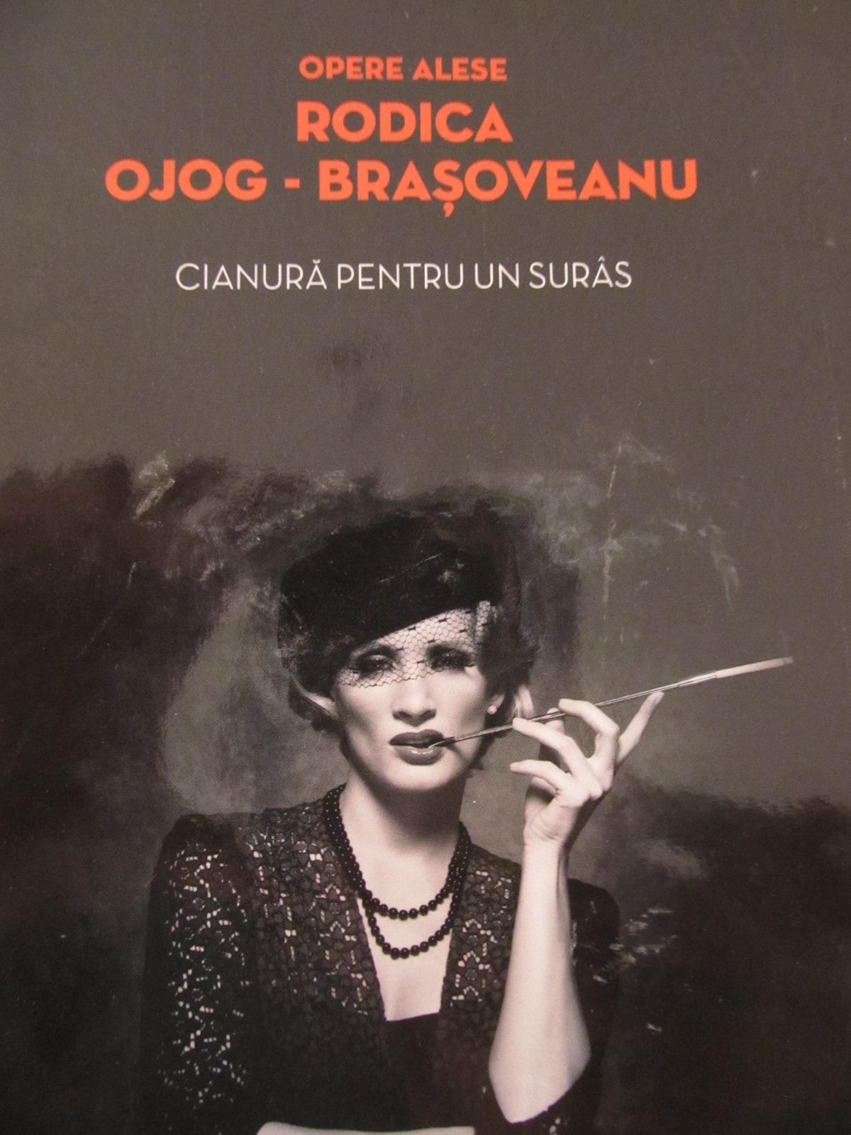 Cianura pentru un suras - Rodica Ojog Brasoveanu   Detalii carte