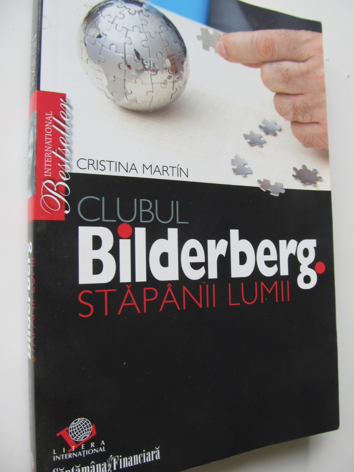 Clubul Bilderberg stapanii lumii - Cristina Martin | Detalii carte