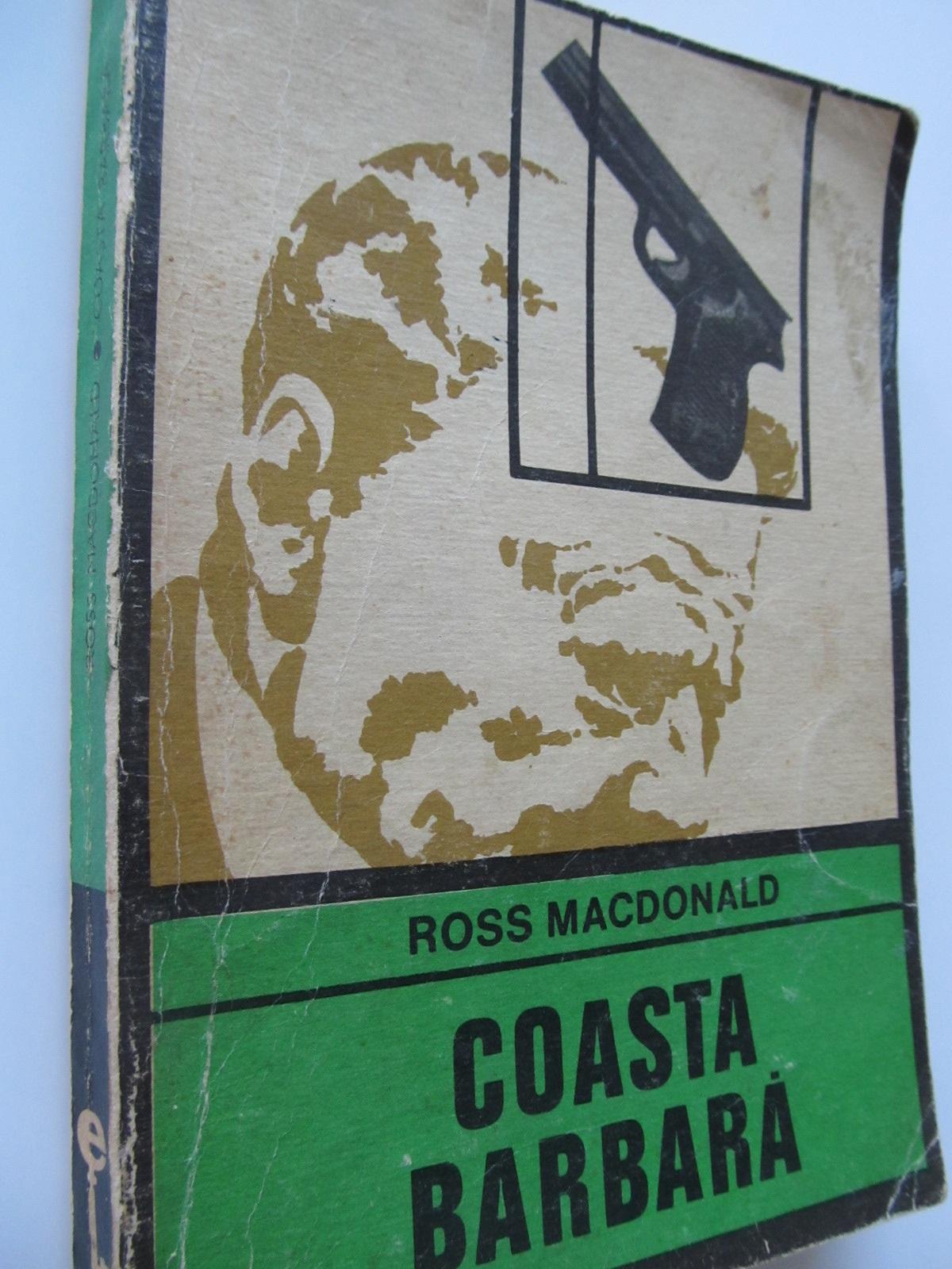 Coasta Barbara - Ross Macdonald | Detalii carte