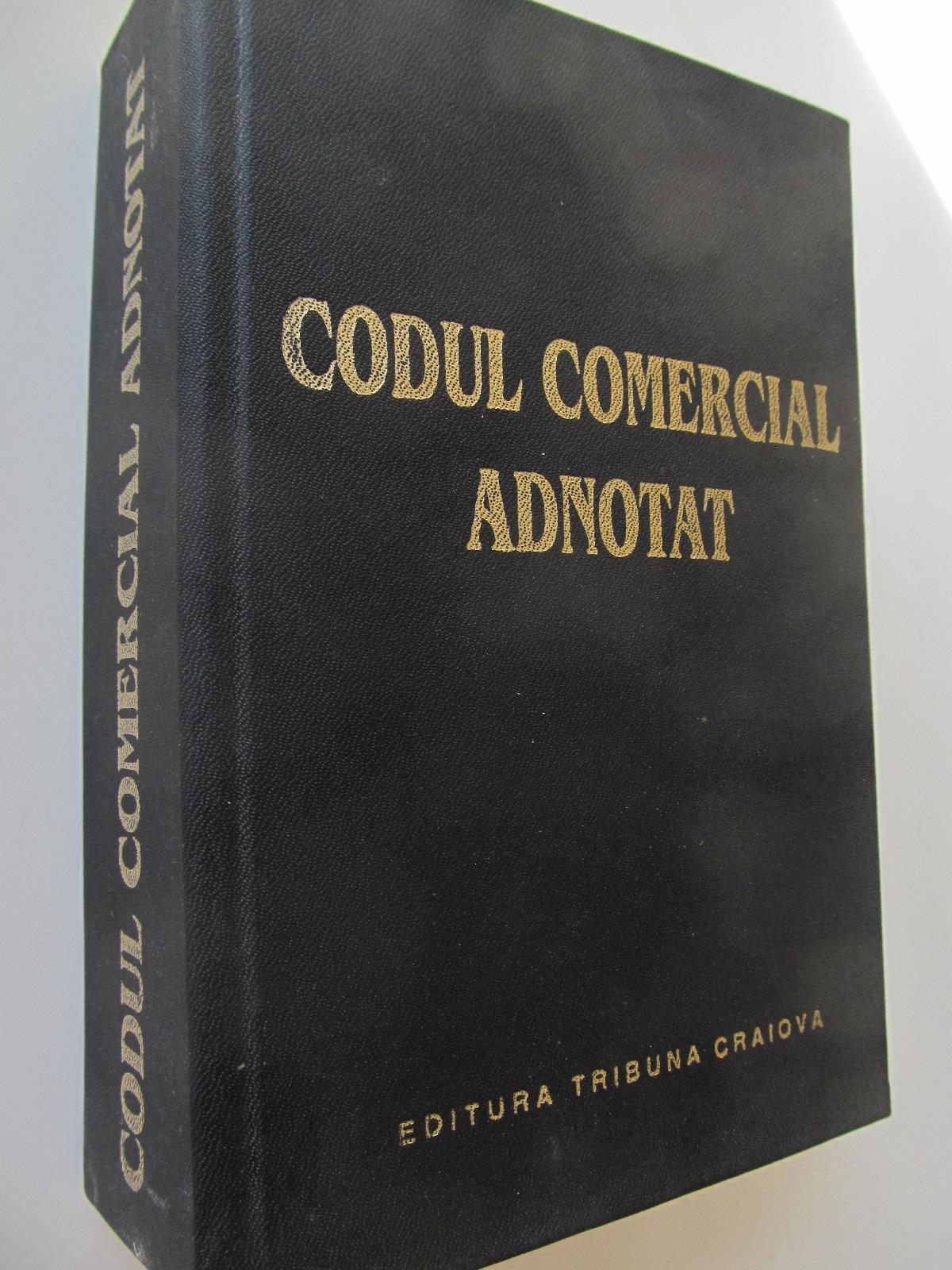Codul comercial adnotat , 1994 - *** | Detalii carte