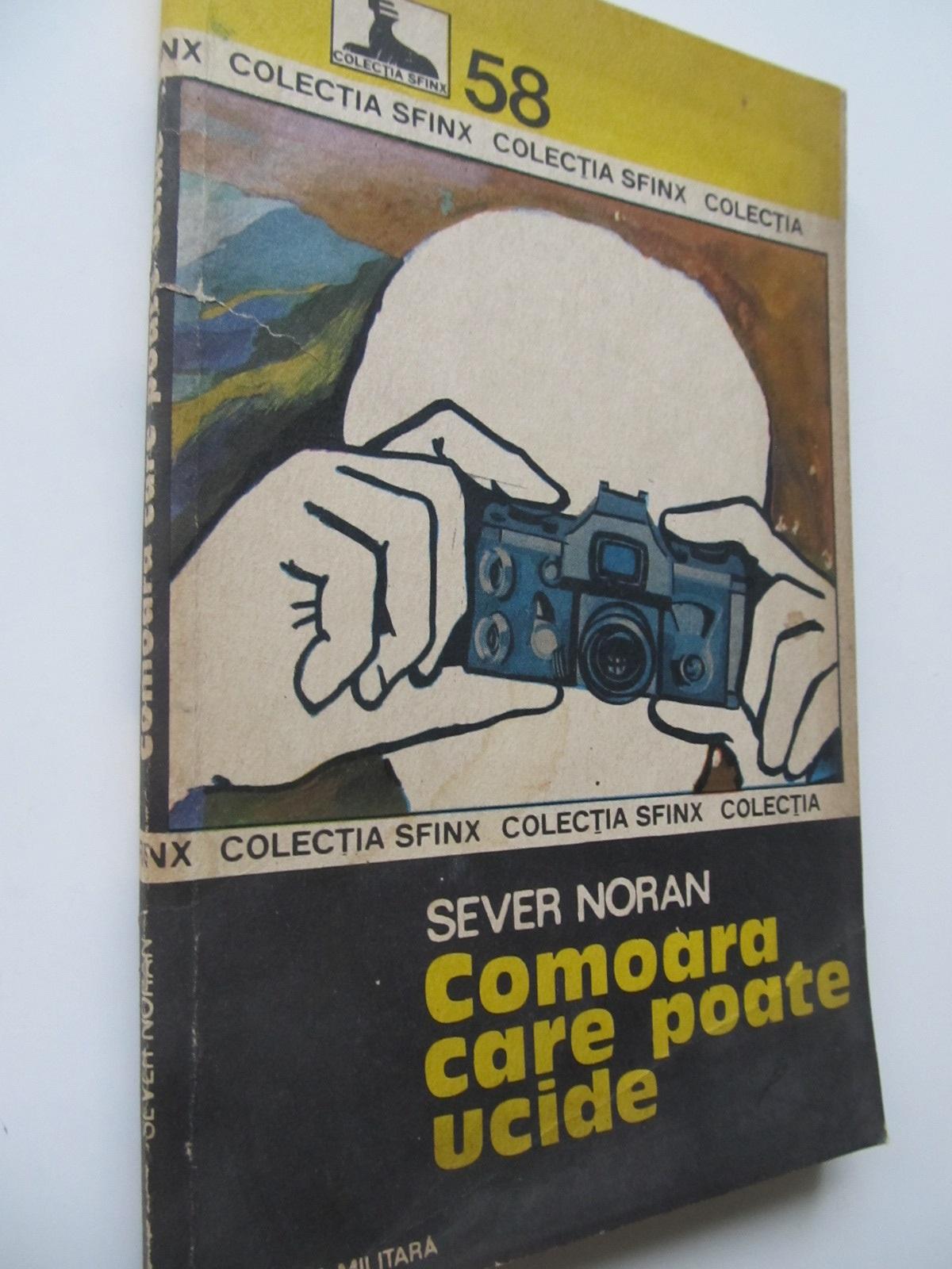 Comoara care poate ucide - Sever Noran | Detalii carte