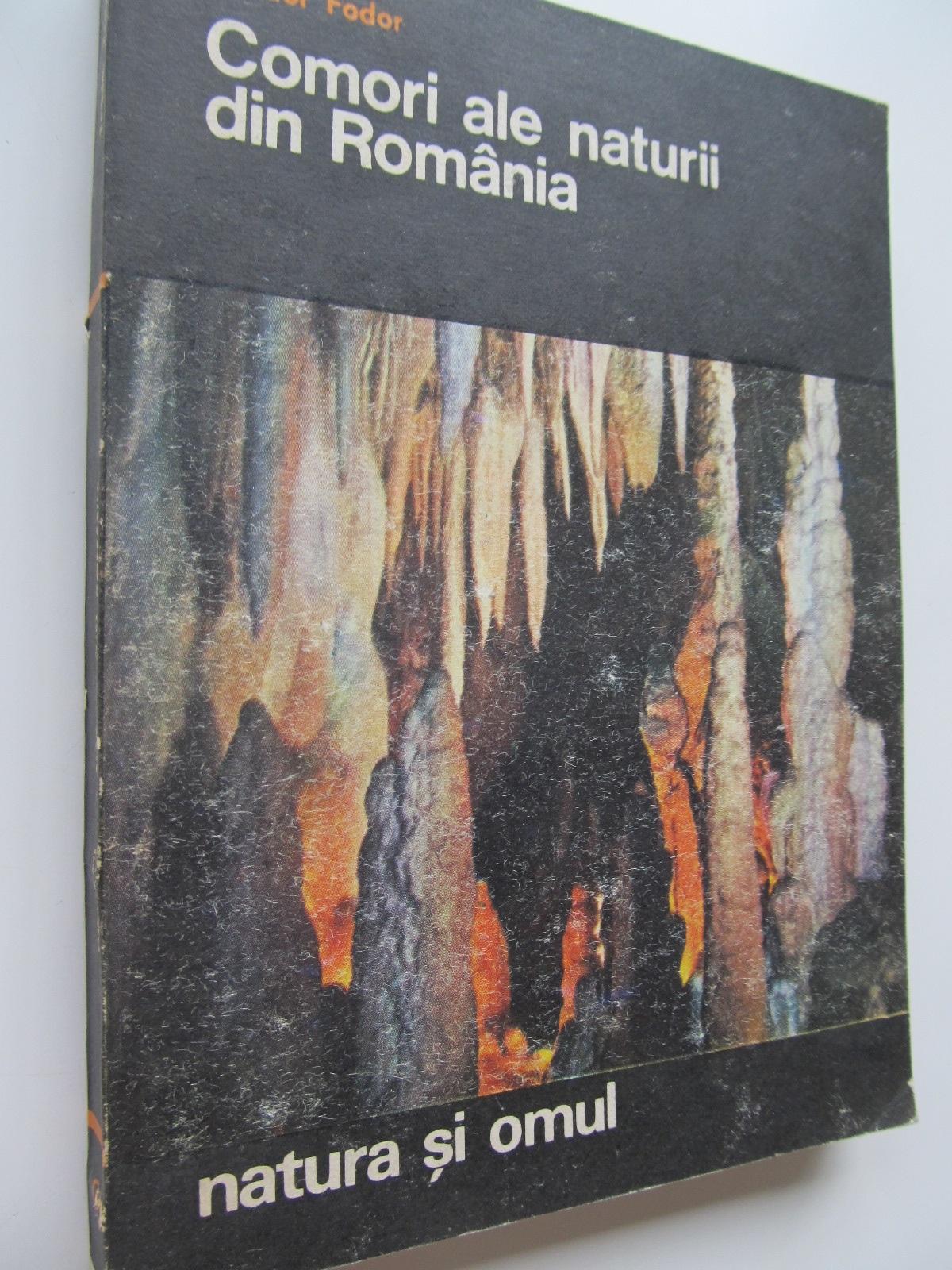 Comori ale naturii din Romania - Teodor Fodor | Detalii carte