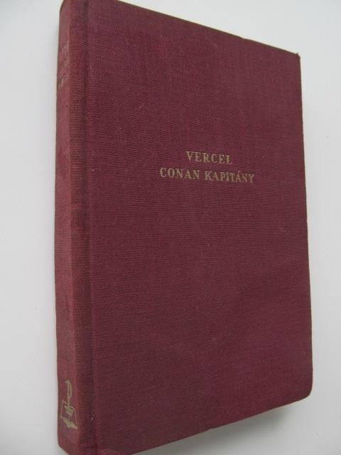 Conan kapitany - Roger Vercel | Detalii carte