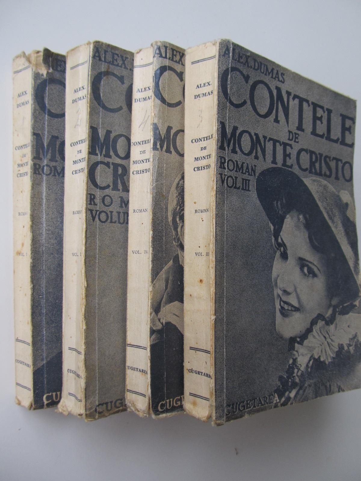 Contele de Monte Cristo (4 vol.) , 1944 - complet (editia II-a) - Alexandre Dumas | Detalii carte