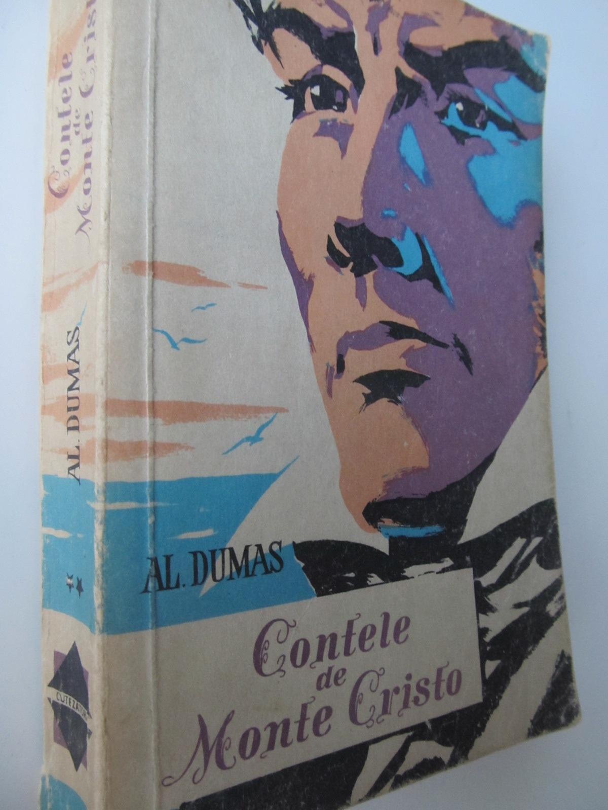 Contele de Monte Cristo (vol. 2) - Al. Dumas | Detalii carte