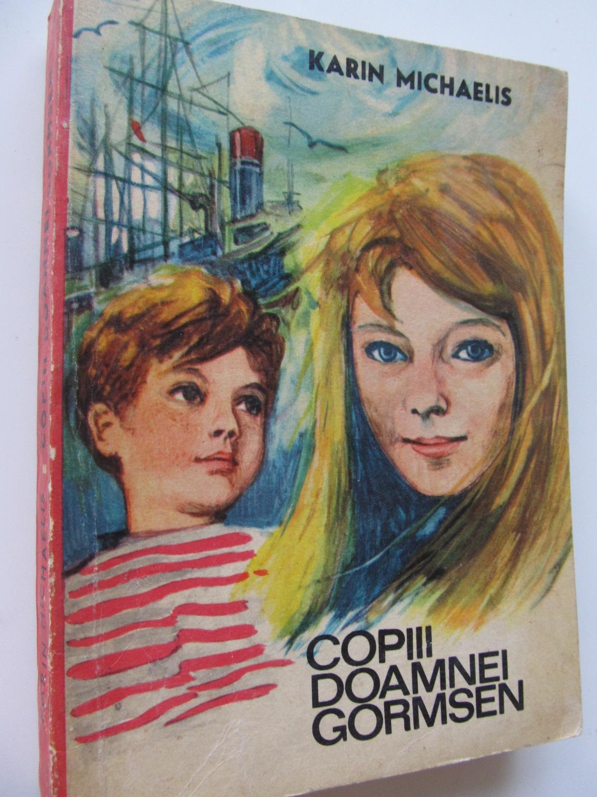 Carte Copii doamnei Gormsen - Karin Michaelis