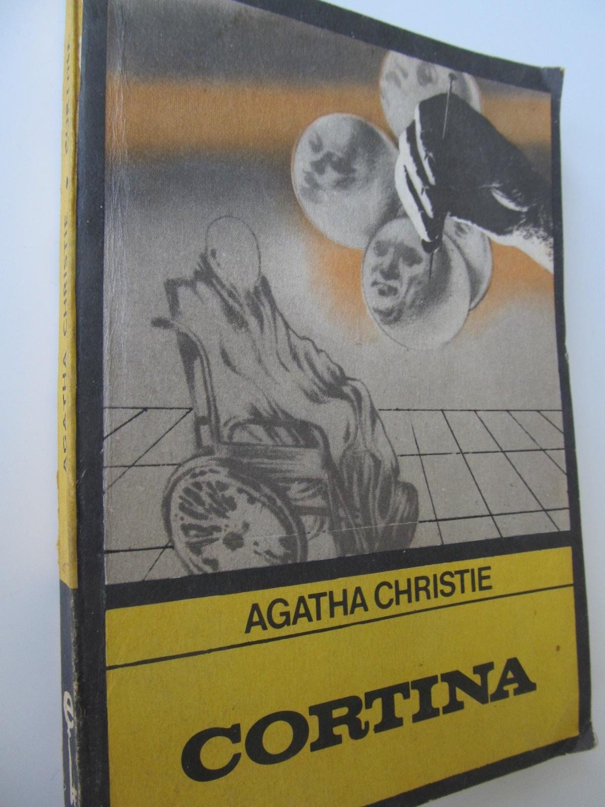 Cortina - Agatha Christie   Detalii carte