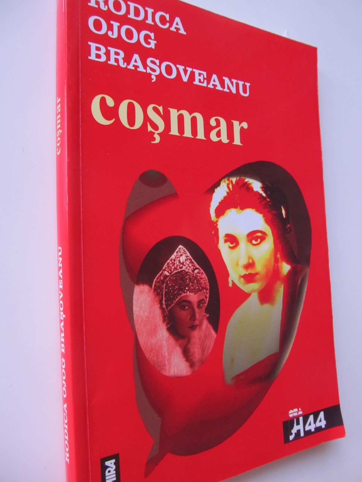 Cosmar [1] - Rodica Ojog Brasoveanu | Detalii carte