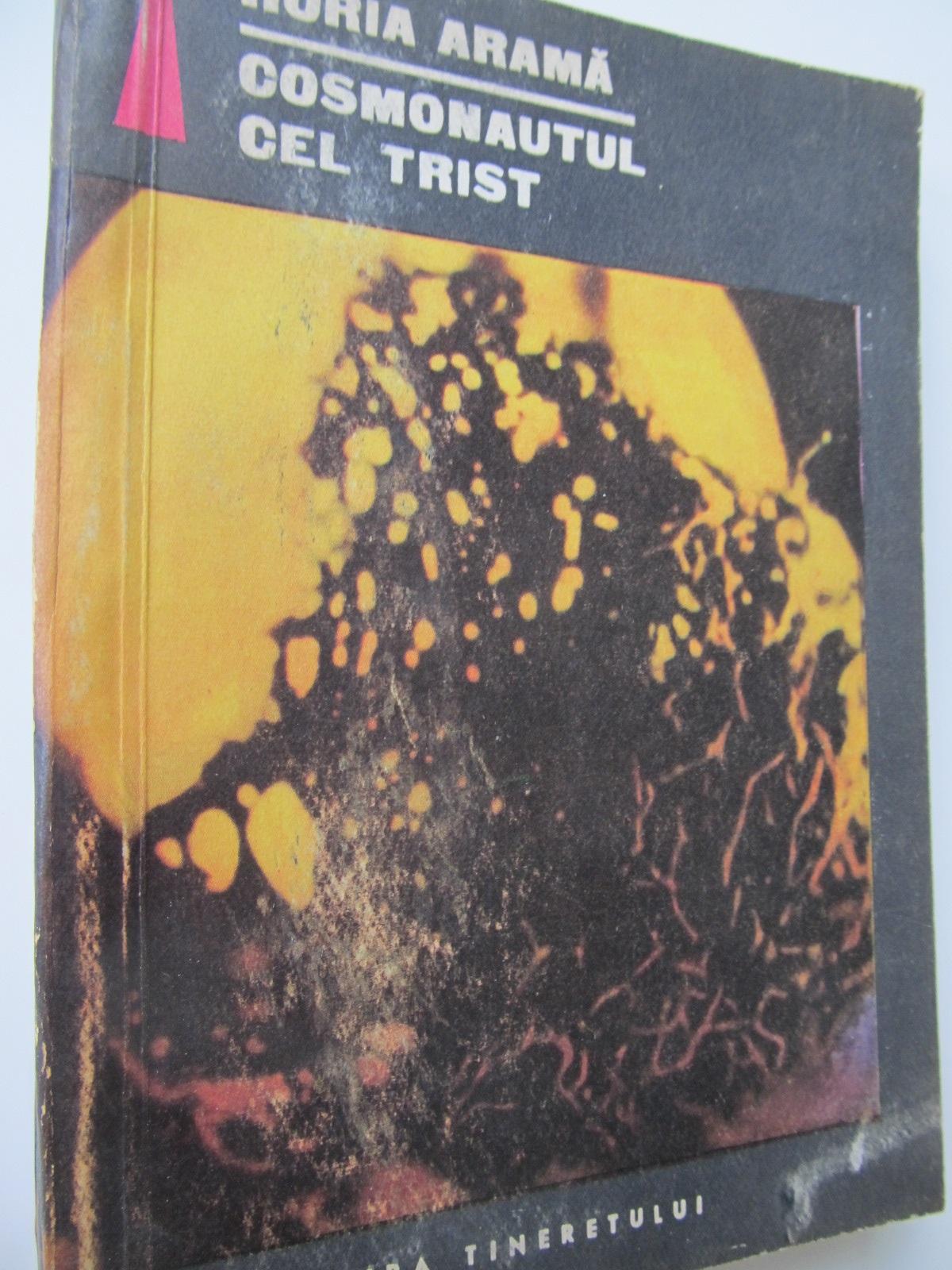 Cosmonautul cel trist - Horia Arama | Detalii carte