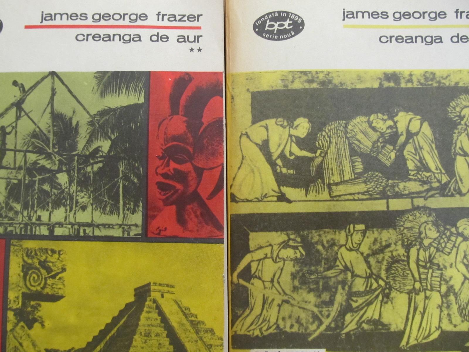 Creanga de aur (2 vol.) - vol. 1 si 2 - James George Frazer | Detalii carte