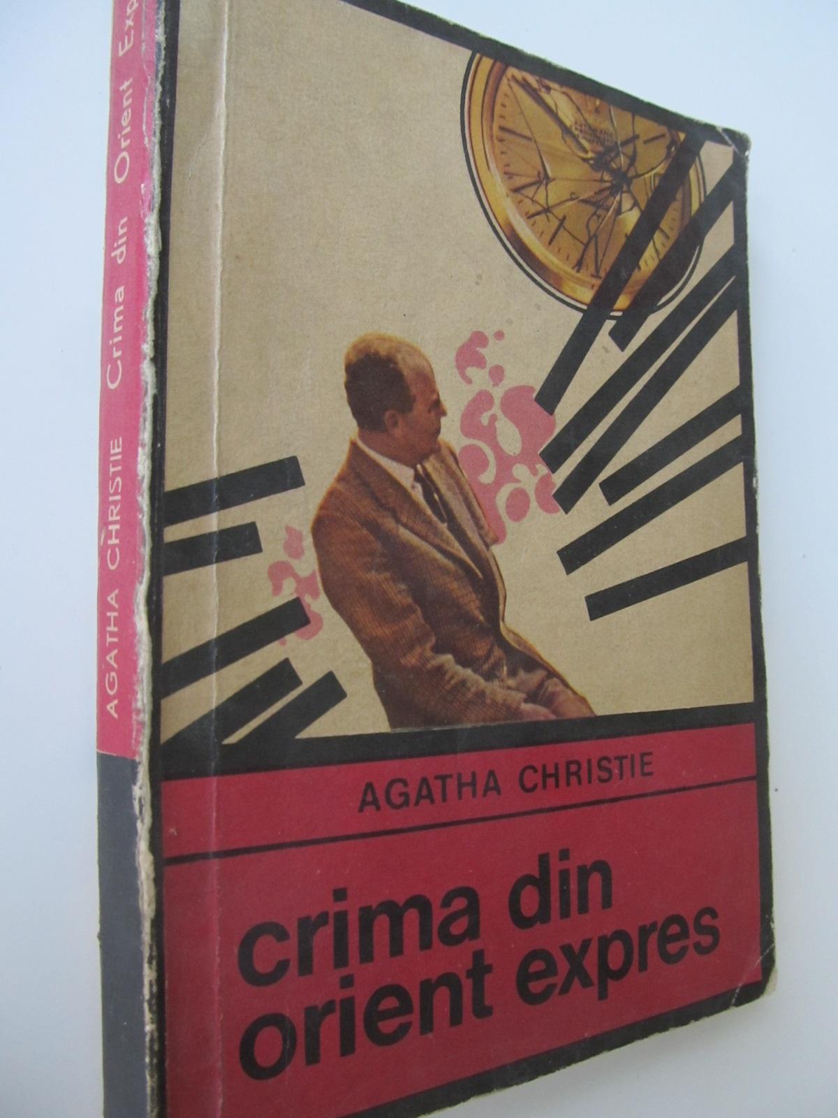 Crima din Orient Expres - Agatha Christie | Detalii carte