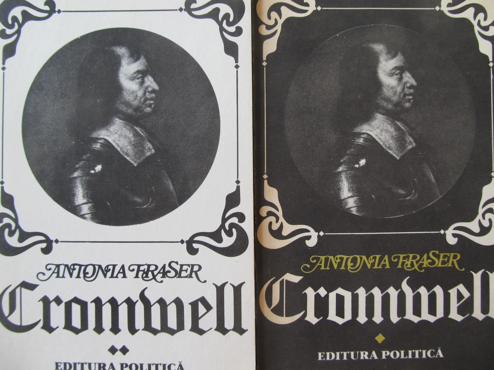 Cromwell (2 vol.) - complet - Antonia Fraser | Detalii carte