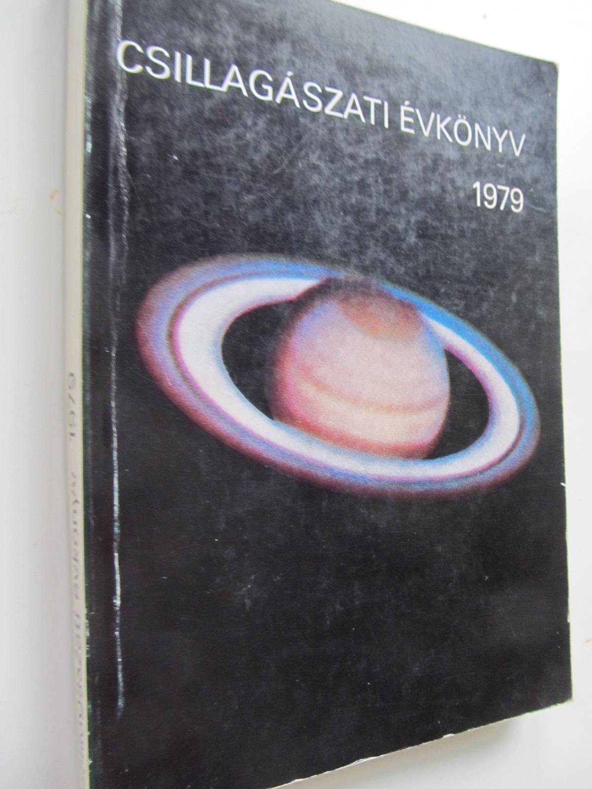 Csillagaszati evkonyv 1979 - *** | Detalii carte