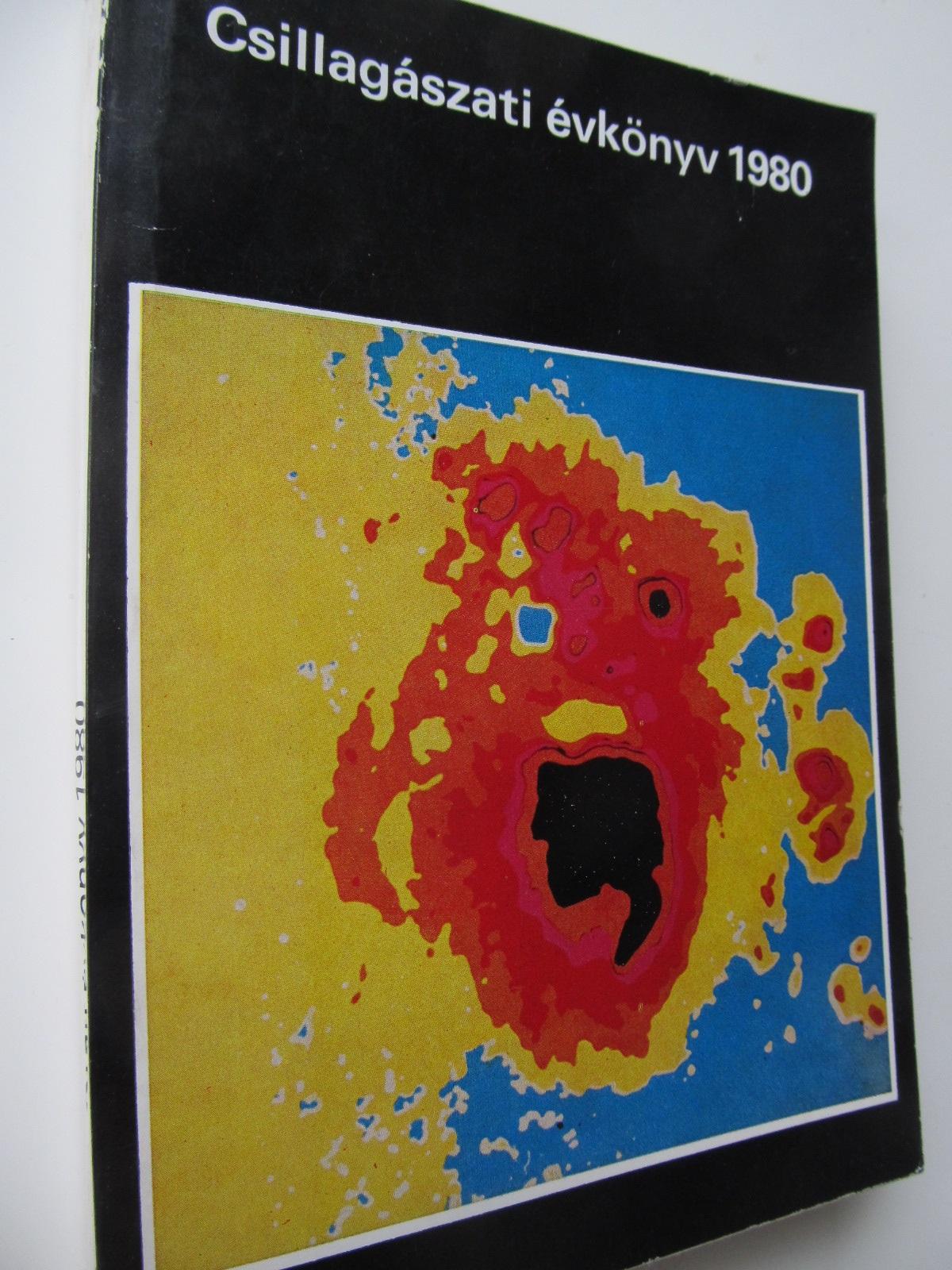 Csillagaszati evkonyv 1980 - *** | Detalii carte