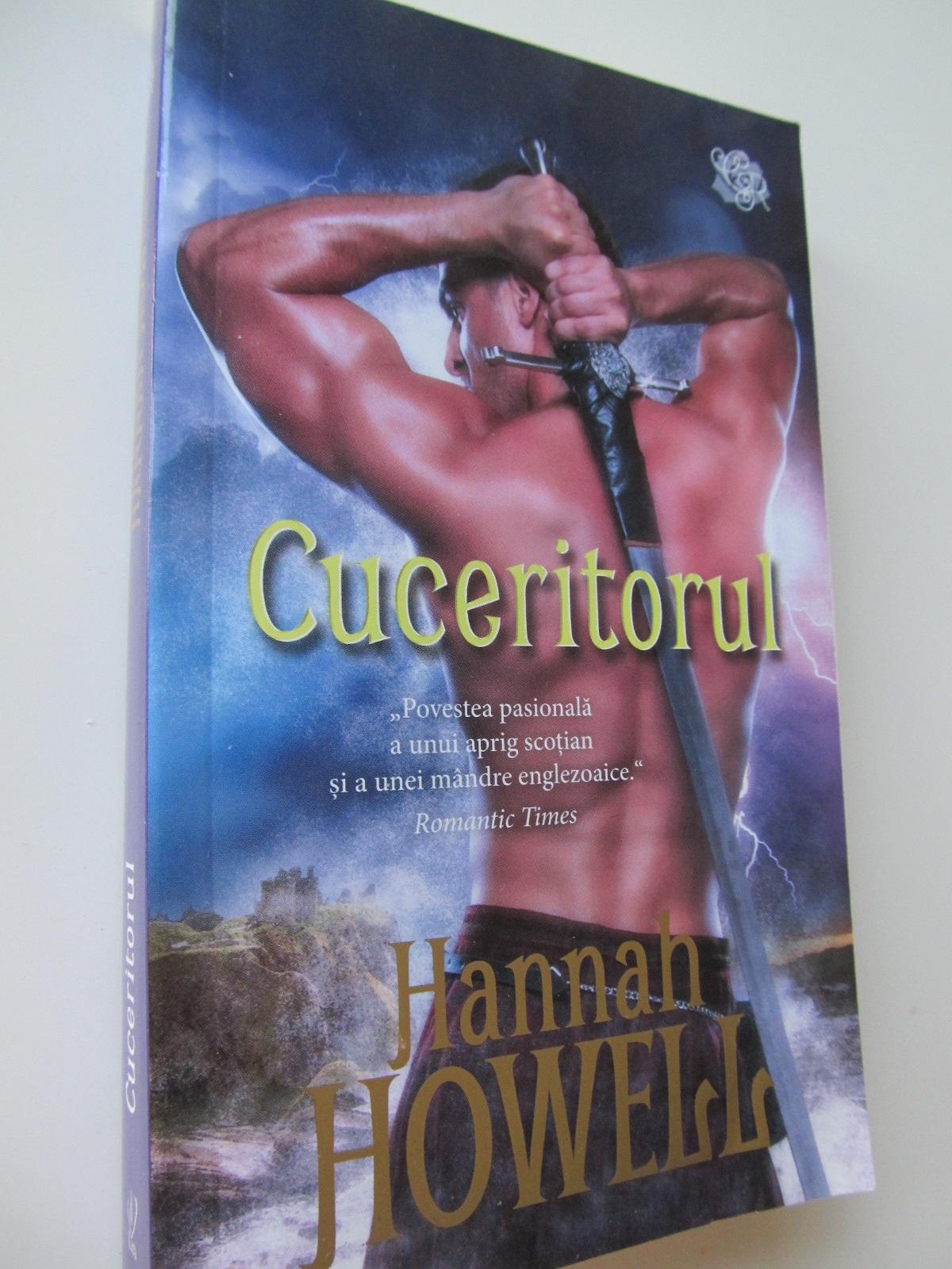 Cuceritorul - Hannah Howell | Detalii carte