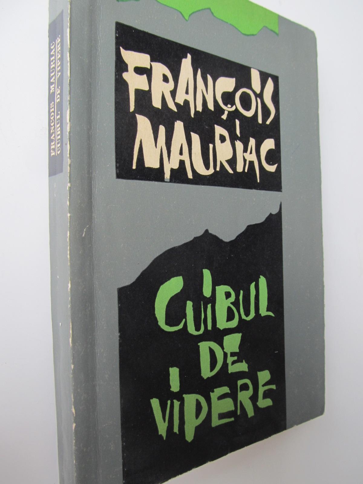 Cuibul de vipere - Francois Mauriac   Detalii carte