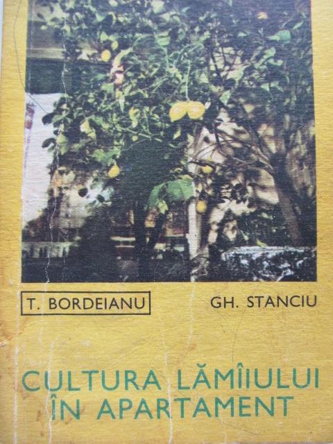 Cultura lamaiului in apartament [1] - T. Bordeianu , Gh. Stancu | Detalii carte