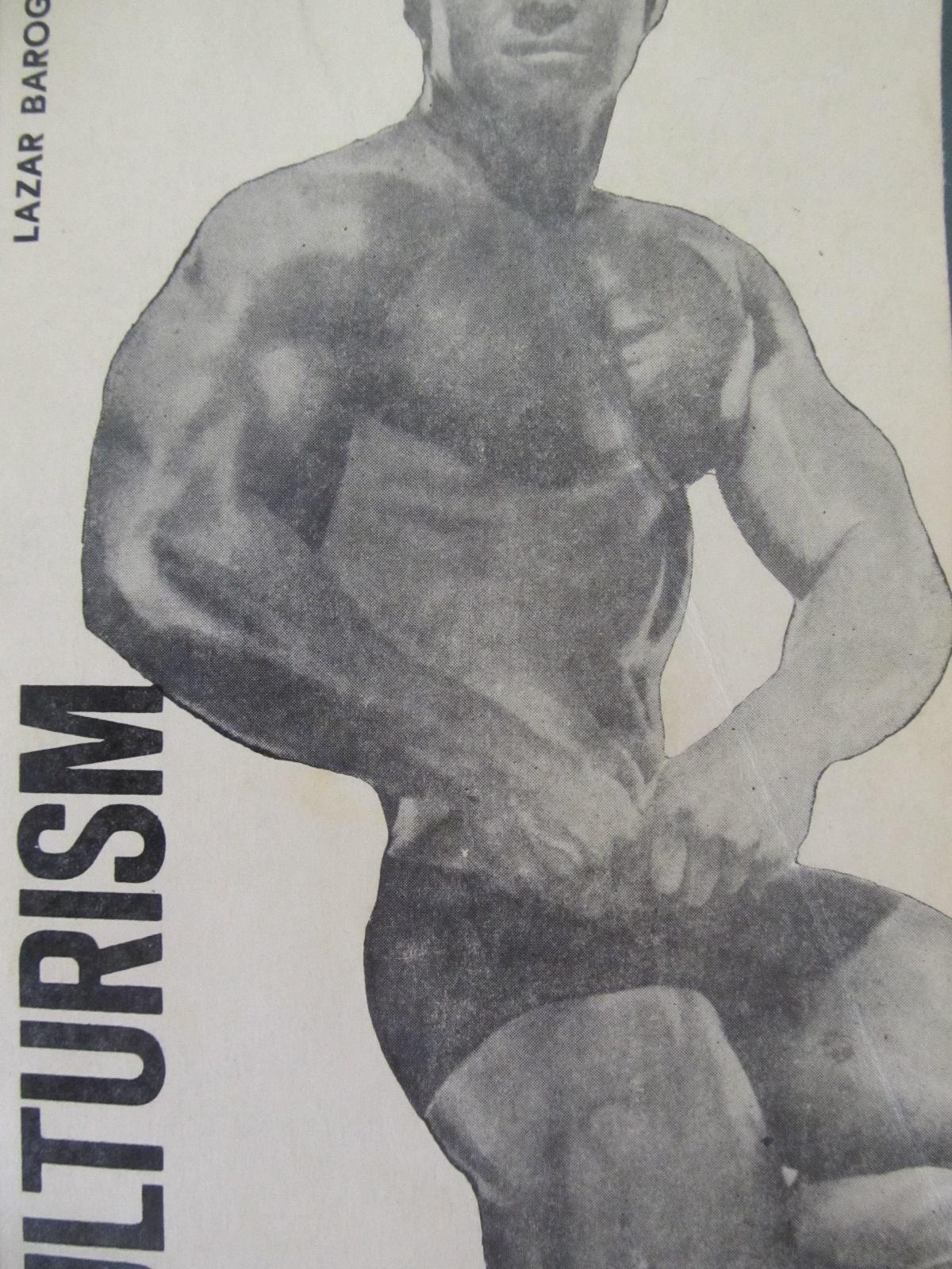 Culturism [1] - Lazar Baroga | Detalii carte