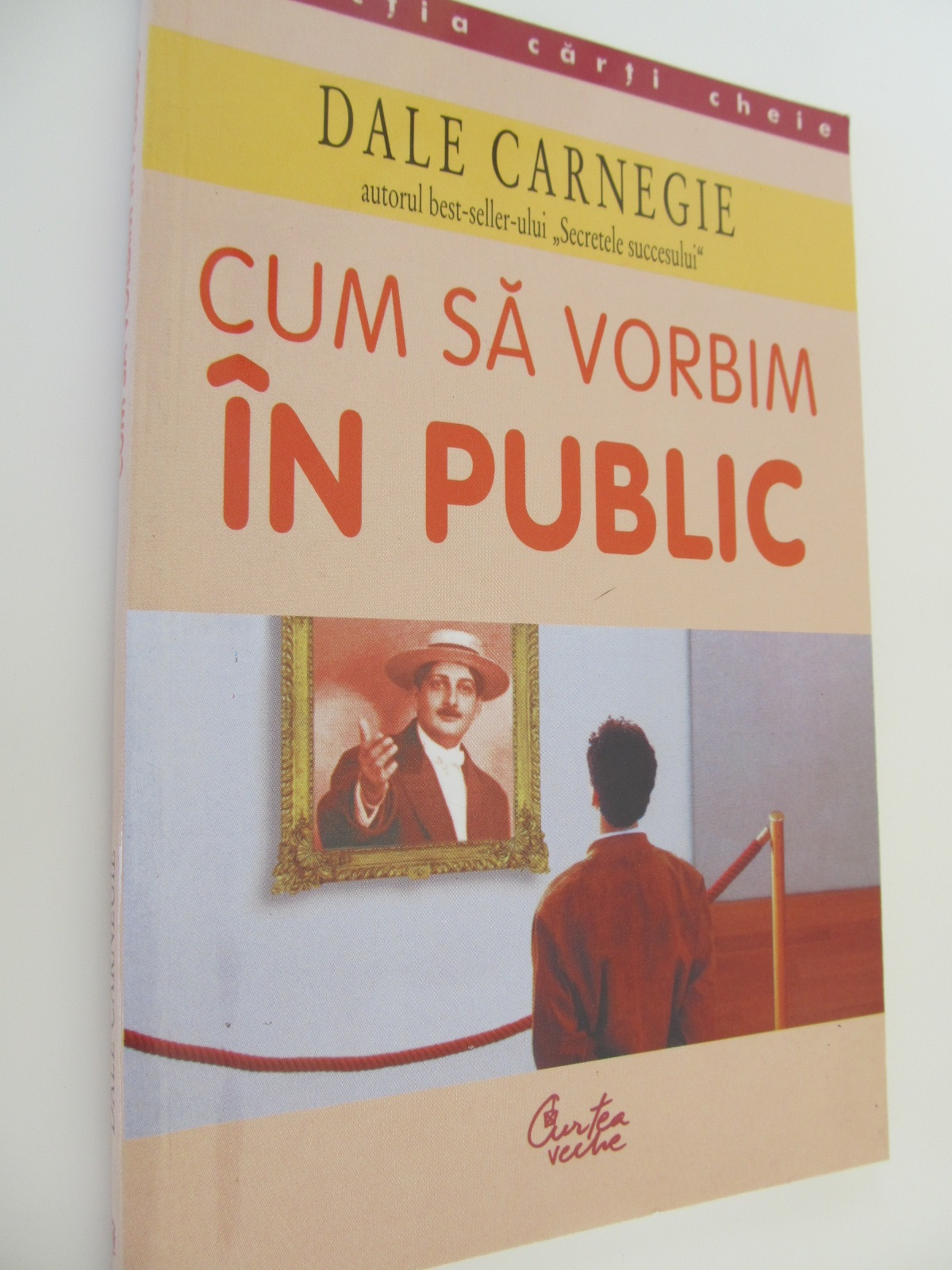 Cum sa vorbim in public - Dale Carnegie   Detalii carte