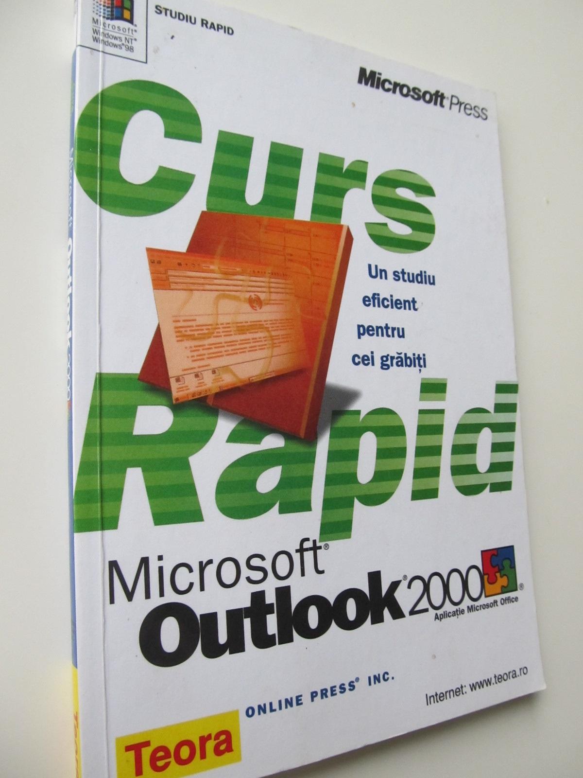 Curs rapid Microsoft Outlook2000 - *** | Detalii carte