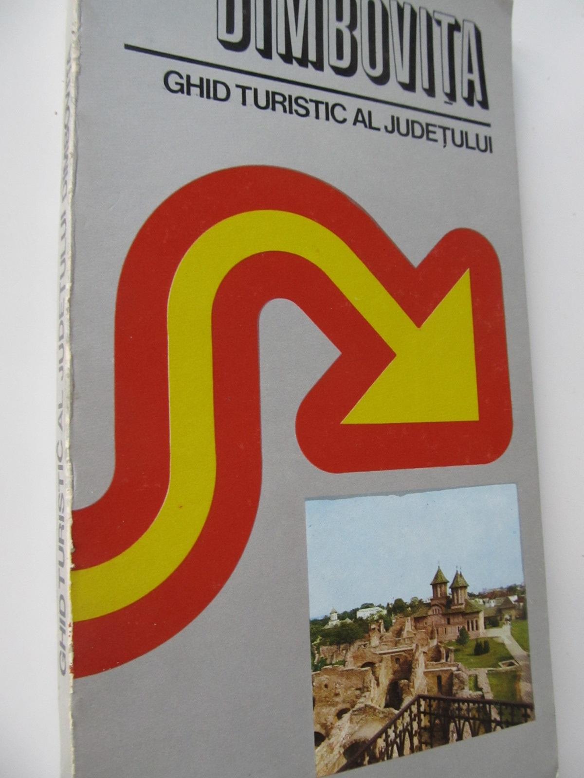 Dambovita - Ghid turistic al judetului (cu harta) - Gabriel Mihaescu , ... | Detalii carte