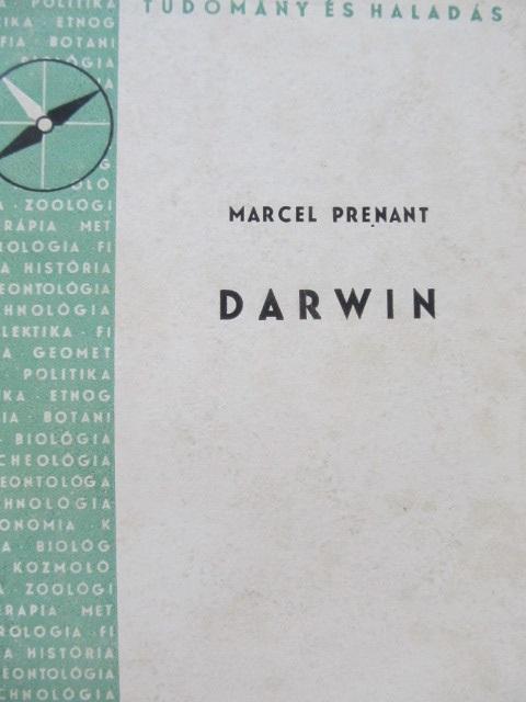 Darwin (lb. maghiara) - Marcel Prenant | Detalii carte