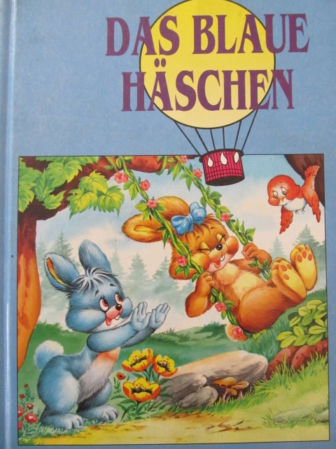 Das blaue Haschen - B. Weber , C. Busquets , .. | Detalii carte