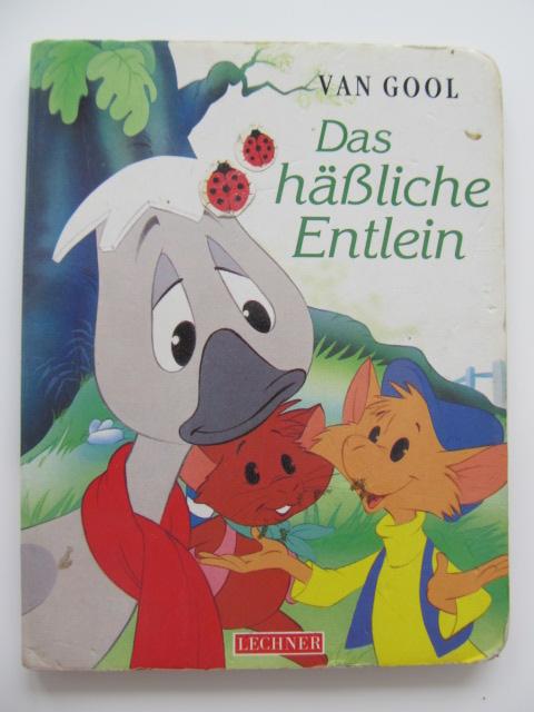 Das hassliche Entlein - pagini carton gros - Van Gool | Detalii carte