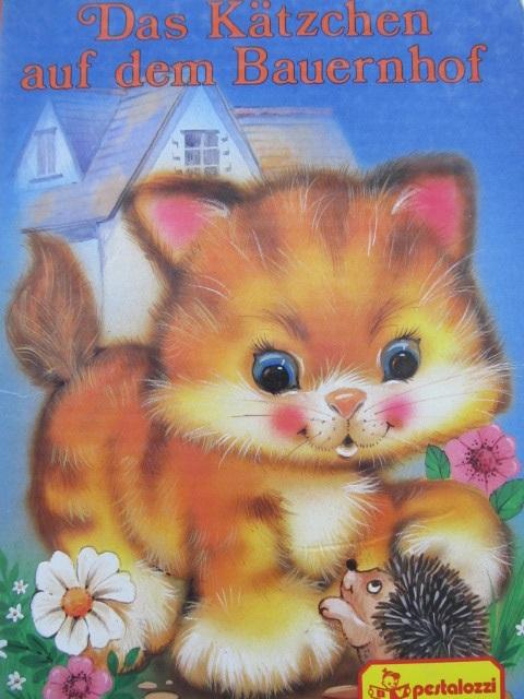 Das Katzchen auf dem Bauernhof - pagini carton gros - *** | Detalii carte