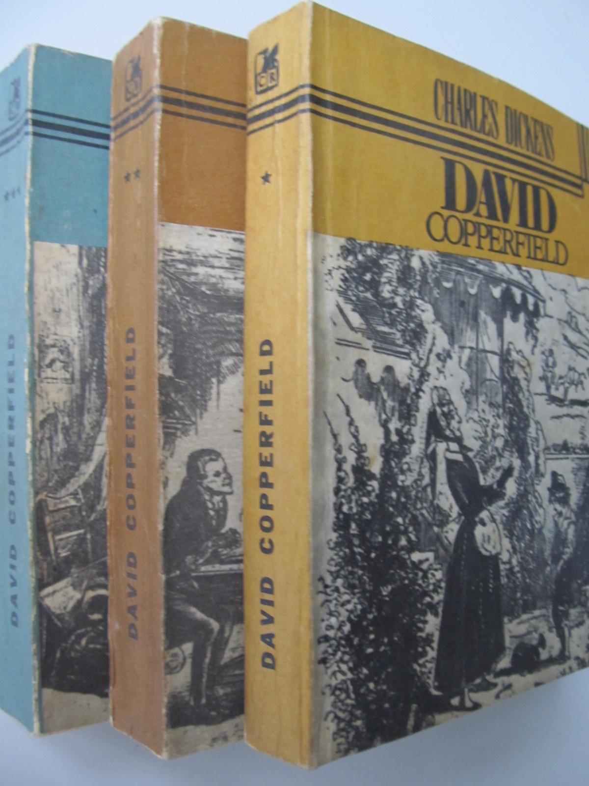 David Copperfield (3 vol.) - Charles Diickens | Detalii carte