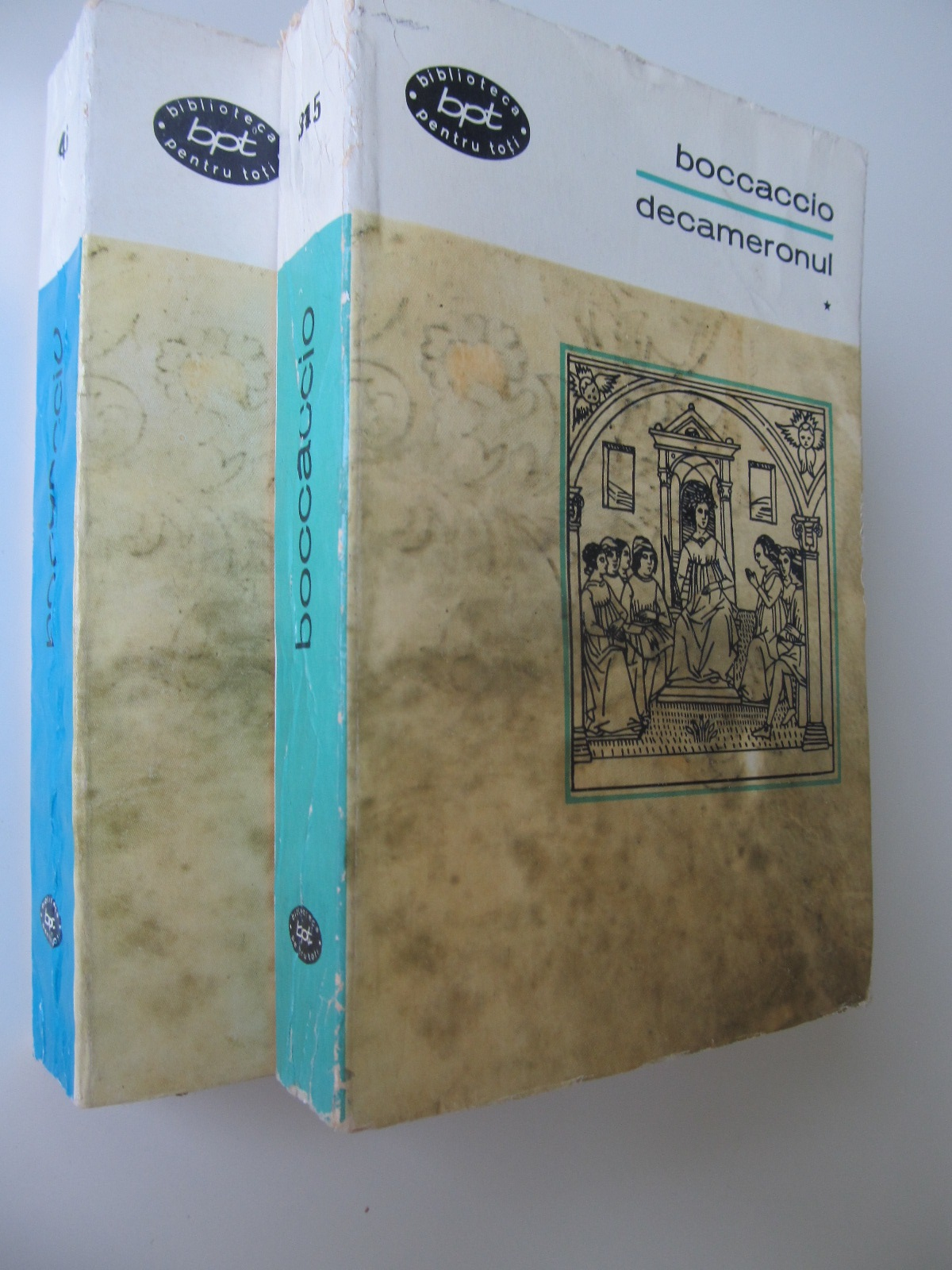 Decameronul (2 vol.) - Boccaccio | Detalii carte