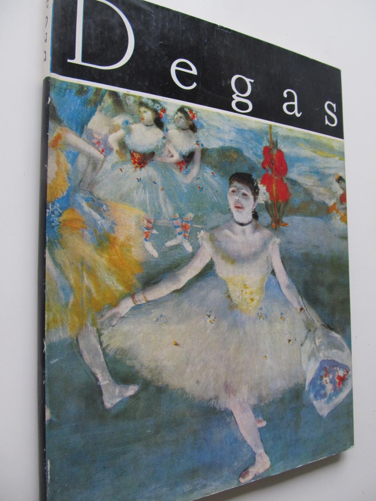 Degas (Album) - format foarte mare - Radu Boureanu | Detalii carte
