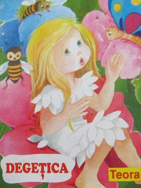 Degetica - *** | Detalii carte