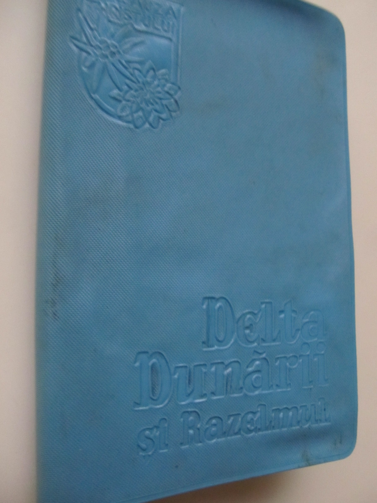 Delta Dunarii si Razelmul (cu harta) - Eugen Panighiant | Detalii carte
