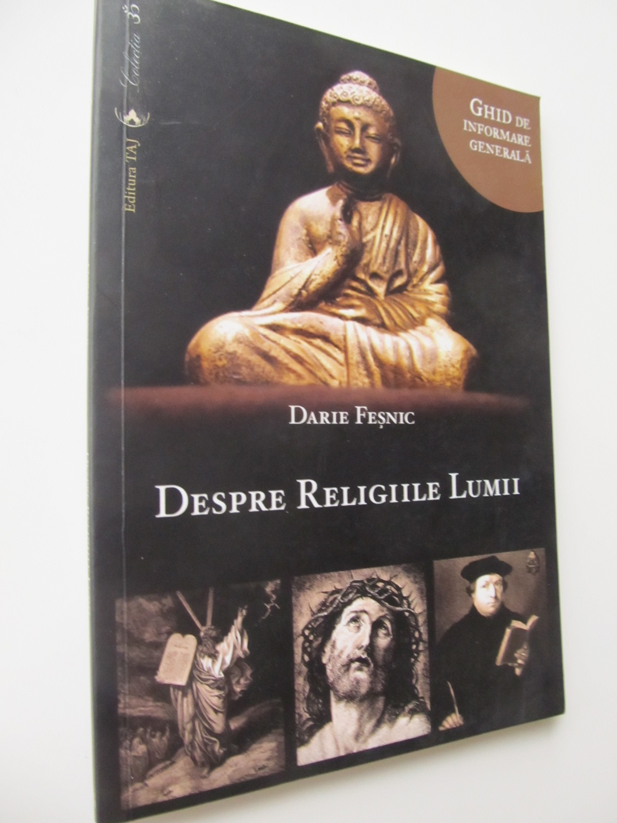 Despre religiile lumii - Darie Fesnic | Detalii carte