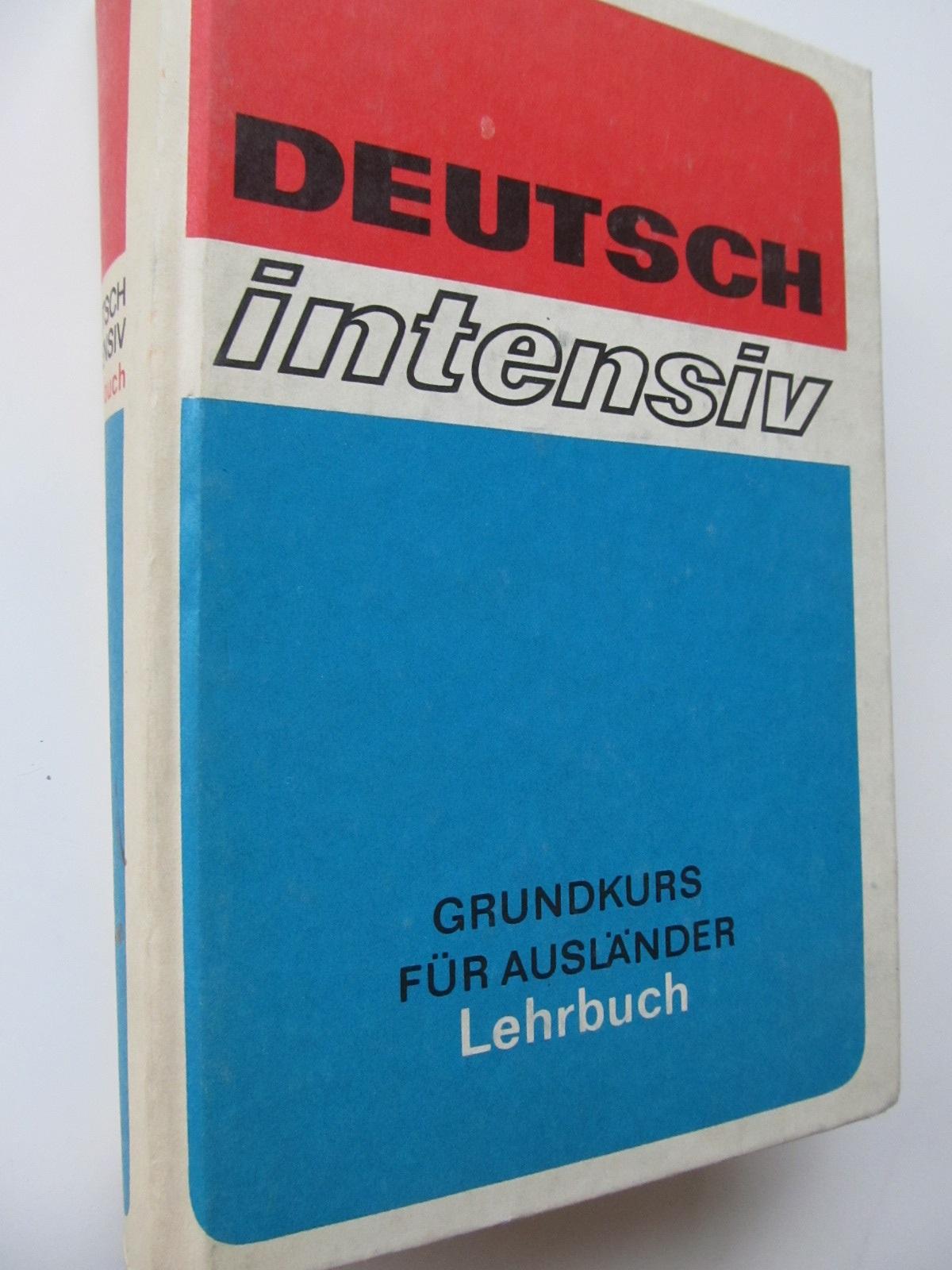 Deutsch intensiv (cu 4 discuri vinil) - *** | Detalii carte