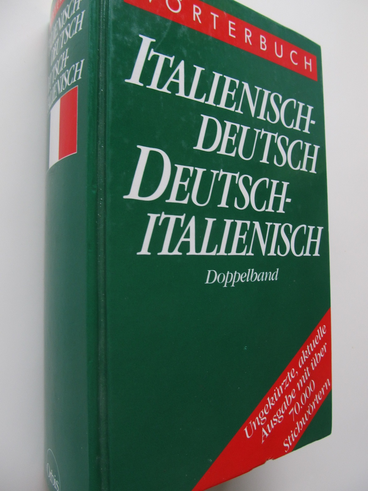 Dictionar Italian German , German Italian - Vladimiro Macci | Detalii carte