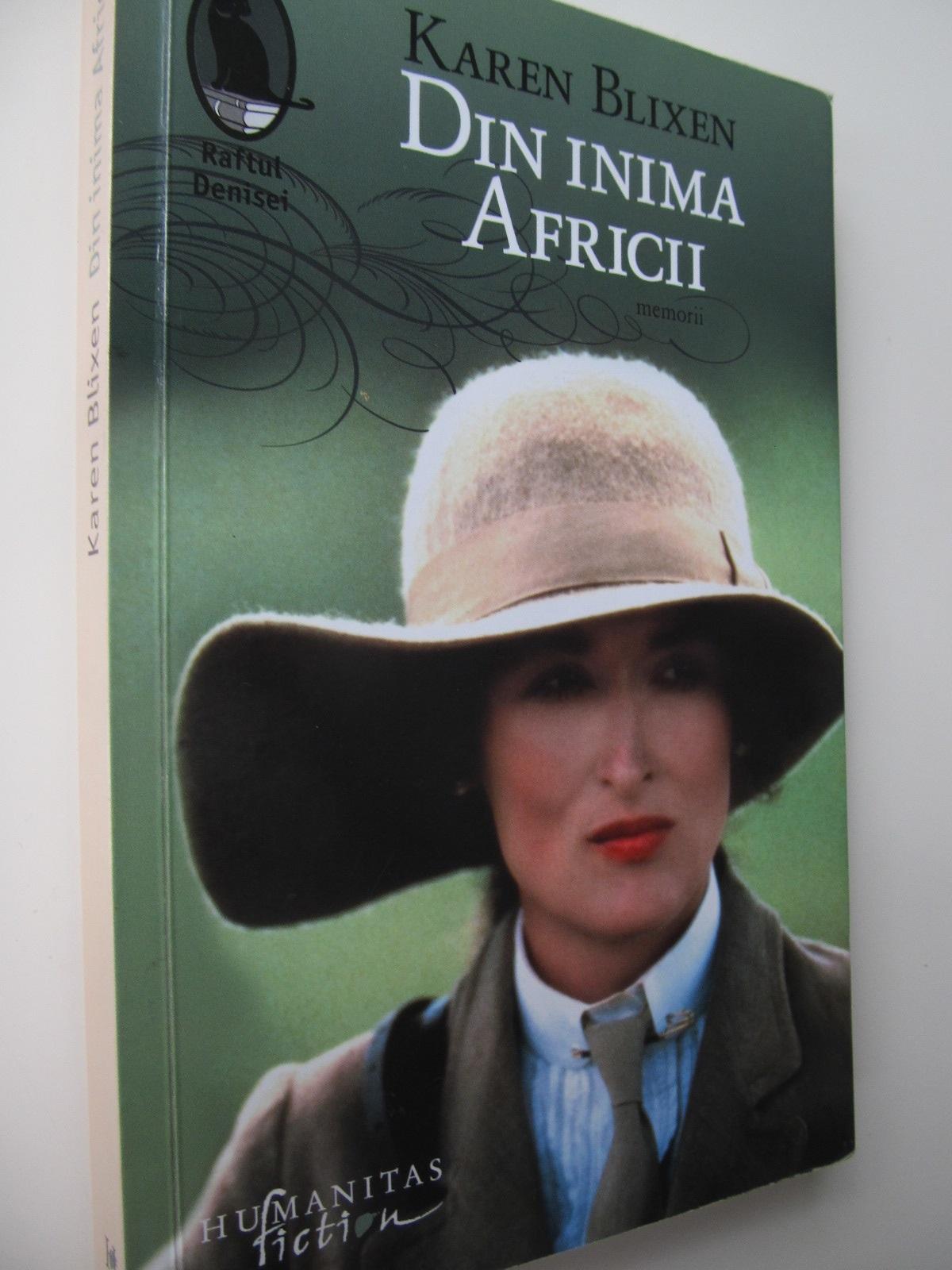 Din inima Africii - Karen Blixen | Detalii carte