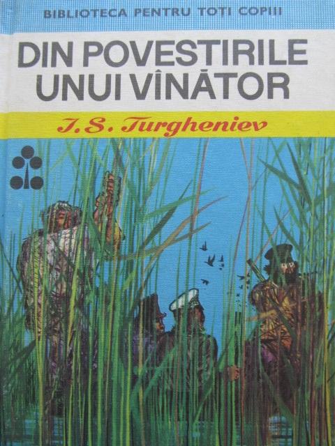 Carte Din povestirile unui vanator (7) - I. S. Turgheniev