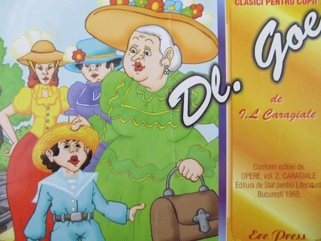 Dl Goe - I. L. Caragiale | Detalii carte